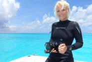 Conservationist Jillian Morris coaches next wave of shark advocates